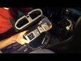 Autoradio OEM 2 Din Peugeot 206 GPS/NAVI/USB/Bluettooth MP3/MP4 player