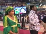TB Joshua  Deliverance of woman pastor - video dailymotion