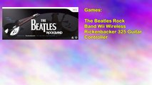 CGRundertow THE BEATLES: ROCK BAND for Nintendo Wii Video