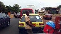 Routes du Cameroun de douala, Edea, Yaounde