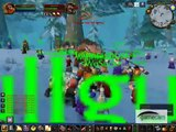 WoW- Hundereds of lvl 1 gnomes swarming Tauren druid!