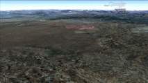 Google interactive map: Pakistan Airblue plane crash
