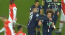 All Goals & Highlights - AS Monaco 0-3 PSG *30.08.2015 HD