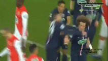 All Goals & Highlights - AS Monaco 0-3 PSG _30.08.2015 HD