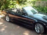 BMW E36 CONVERTIBLE FOR SALE cabriolet 318i MY SECOND E36