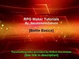 RPG Maker XP Tutorial - Battle Basics