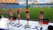 Korean baseball girls compilation video 야구시구