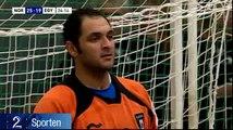 Sick penalty shot! Best penalty ever, by Havard Tvedten from Norway!