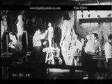 Commune du Vieux Montmartre, Paris, 1930's.  Archive film 92016