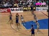 Sampion Evrope 1989 Jugoslavija - Grcka 98:77 Iggy Speed