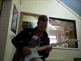 Me playing Super Mario Bros. on guitar!
