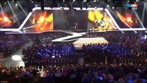 """Dirk Michaelis & Sarah Connor: """"Als ich fortging""""   Goldene Henne 2014   MDR"""