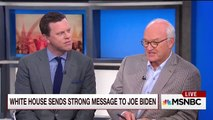 "Mike Barnicle: ""The White House Has A Candidate, And His Name Is Joe Biden"""