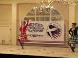Scottish Highland Dancing: Seann Triubhas