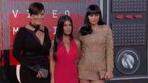 The Kardashians, Tyga, Kylie Jenner MTV Music Awards 2015 - VMA's