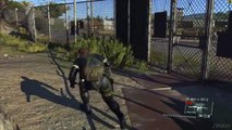 Metal Gear Solid V: Ground Zeroes Max Settings - GTX 960 With FPS Counter