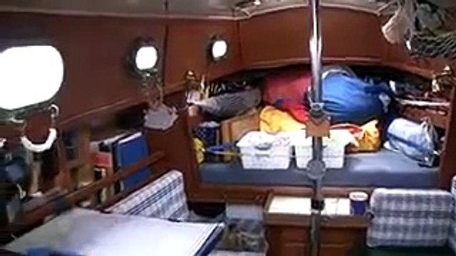 Dana 24: below decks