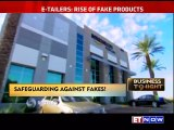 E-Retail frauds: Beware of fake products!
