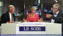 Pension: qu'est-ce qui attend les profs? Débat avec Daniel Bacquelaine, ministre des Pensions, et Pascal Chardome (CGSP-Enseignement)