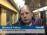 « Le Quai d'Orsay hors les murs » - Université de Cergy-Pontoise (10.02.11)