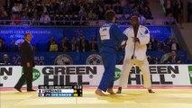 Teddy Riner champion du monde +100kg