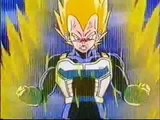 Vegeta Trunks Bulma - Sacrifice himself to protect my family