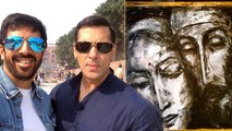 Salman Khan GIFTS His Bajrangi Bhaijaan PAINTINGS To Kabir Khan