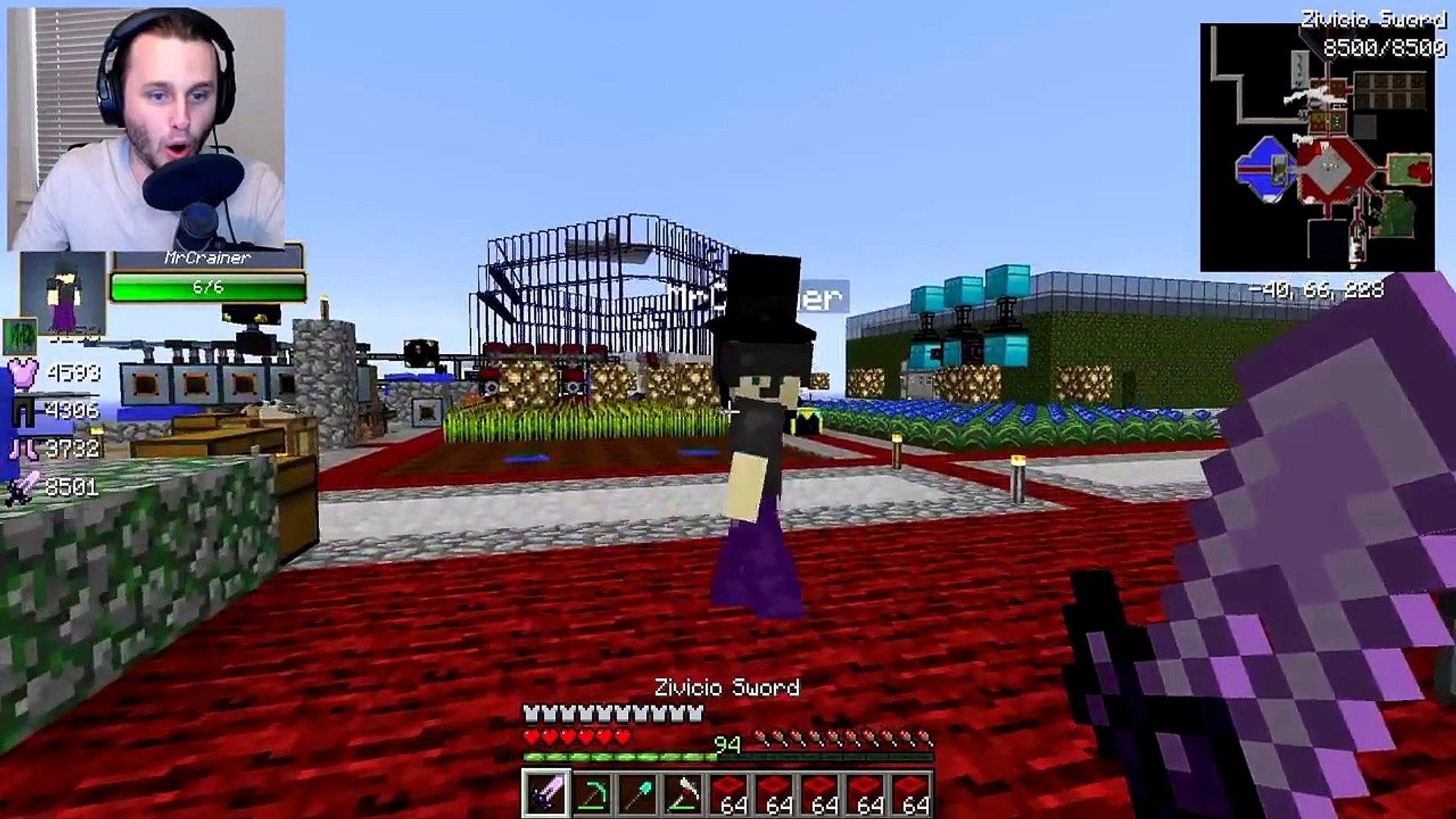 ssundee, Minecraft SkyFactory 2 - DRACONIC ENERGY CORE?! [20]