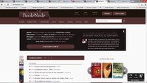 Sur Booknode #1 : Création de compte et ajout de livres dans sa bibliothéque virtuelle