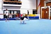 CHA-LEE YOON : south korean fighter of Taekwondo WTF