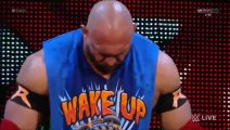 Ryback, Randy Orton, Cesaro and Dolph Ziggler (w/ Lana) vs. Kevin Owens, Sheamus, Big Show and Rusev (w/ Summer Rae)