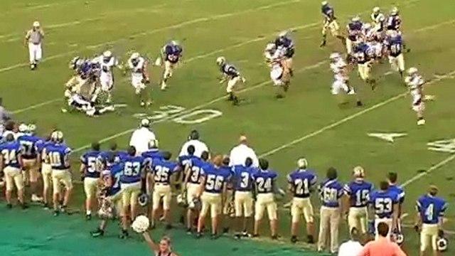 2006 Alcoa High School Football Highlights