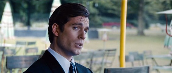The Man from U.N.C.L.E. - International Movie Trailer