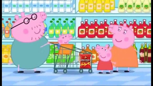「MLG」 Peppa pig-Shopping 1337