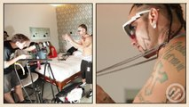 RiFF RAFF gets Cozy and Freestyles - Selector
