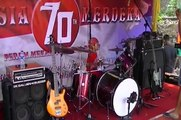 Metropolis Part1 _ Dream Theater  cover by Ariel drummer kid 7year