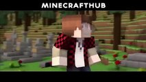 Top 10 Minecraft Songs - Minecraft Songs Parody NEW - BEST Minecraft Creeper Rap HOT