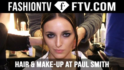 Sam McKnight's Hair Trends for Paul Smith | London | FTV.com
