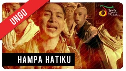 UNGU feat. Iis Dahlia - Hampa Hatiku   Official Video Clip