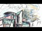 Cité de la Musique : Présentation par l'architecte Henri Gaudin - Soissons - Janv 2011