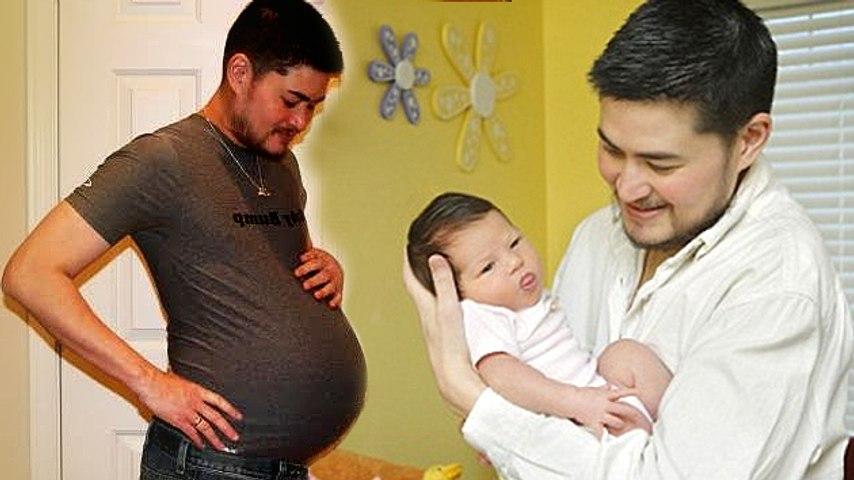 German MAN Gives BIRTH To Baby Boy!! | #LehrenTurns29