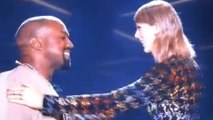 Taylor Swift DISSES And MAKES UP With Kanye West At VMA 2015