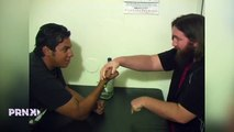 Best Reverse Arm Wrestling Pranks Compilation - Polish Arm Wrestling