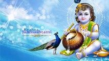 Satish Raj - Kanhaiya Kanhaiya Pukara | Happy Janmashtami 2015- video Song, greetings, Wishes