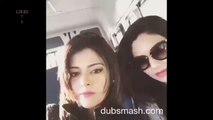 Mahira Khan and Maria Wasti breakes dubsmash records