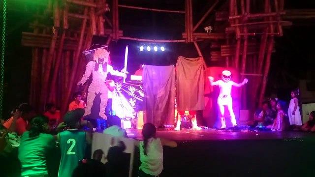 Power Rangers Mighty Morphin - Evento Icarus Fest