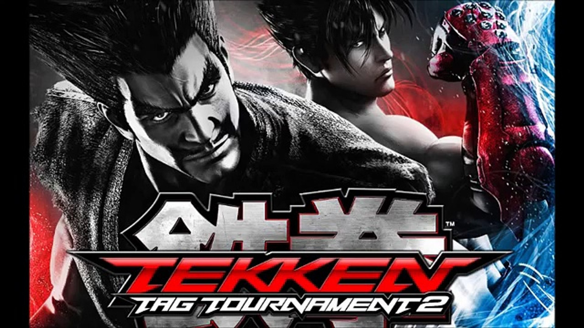Tekken Tag Tournament 2 Ost Aim To Win Character Select Long