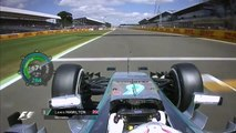 F1 Great Britain 2015 - Lewis Hamilton Onboard Pole Lap (HD)