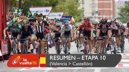 Sbaragli gana en Castellón y Dumoulin sigue líder