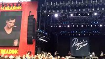 Panic! At The Disco - Bohemian Rhapsody (Queen Cover) Reading Festival 2015